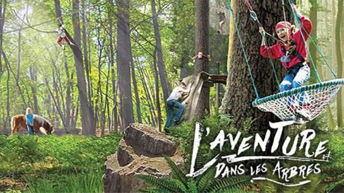 Parc Aventure Floreval